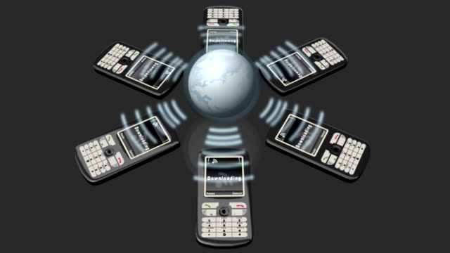 phones plug to network of world wide web (www) wireless - www bildbanksvideor och videomaterial från bakom kulisserna
