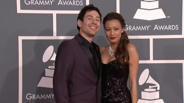 Photek Stephanie Chao at 54th Annual GRAMMY Awards Arrivals on 2/12/12 in Los Angeles CA