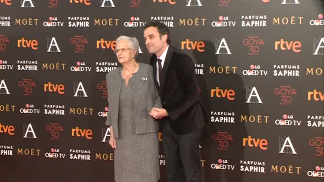 Photocall premios Goya 2016 Madrid