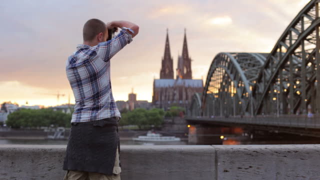 photographer cologne - slr camera stock videos and b-roll footage