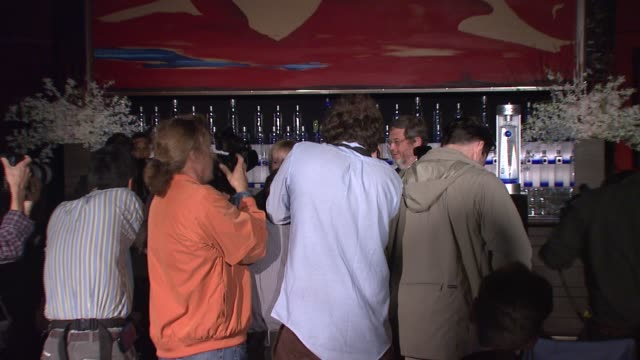 Photographers at Press Conference at the Sean 'Diddy' Combs Announces New Business Venture With Ciroc Vidka at Stone Rose in New York New York on...