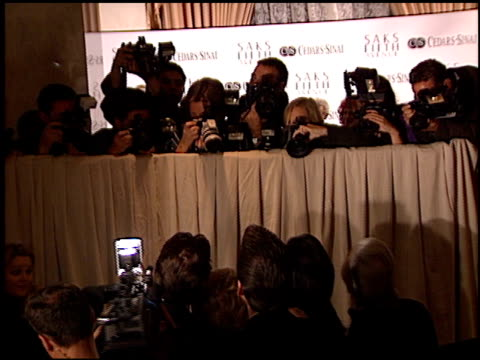 photographers at the cedars-sinai courage awards gala at century plaza in century city, california on march 27, 2001. - century plaza stock videos & royalty-free footage
