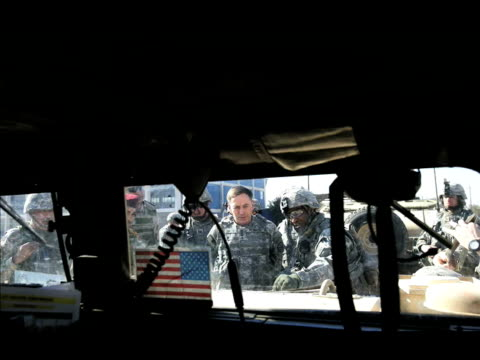 Photographer's Journal Chris Hondros Recalls Covering Gen David Petraeus in Iraq