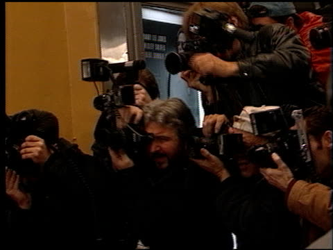 photographers on th line at the 'us marshals' premiere at fox westwood village in los angeles, california on march 4, 1998. - westwood village stock videos & royalty-free footage