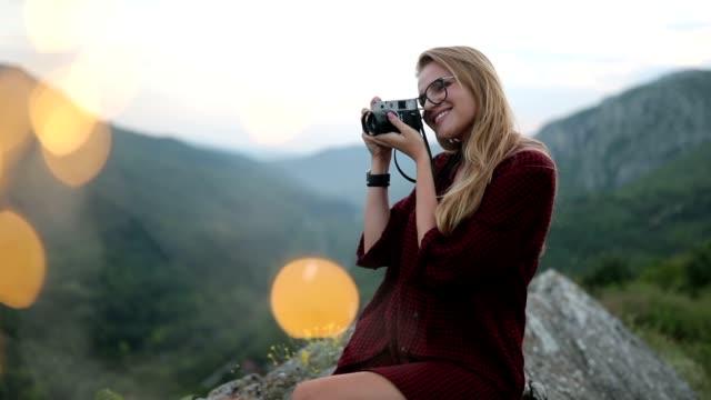 写真撮影  - 撮影点の映像素材/bロール