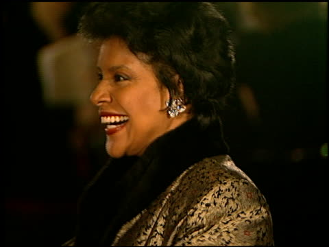 phylicia rashad at the naacp 28th annual image awards on february 8 1997 - naacp stock videos & royalty-free footage