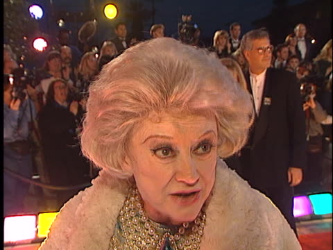 Phyllis Diller at the American Comedy Awards at Shrine Auditorium