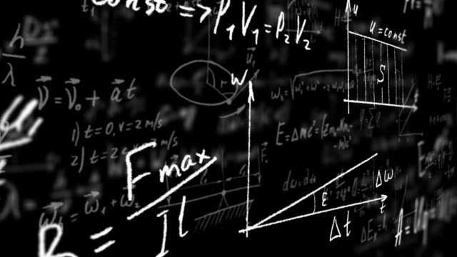 physical calculations and formulas - formula stock videos & royalty-free footage