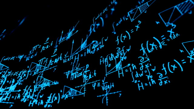 physics formulas - chemical formula stock videos & royalty-free footage