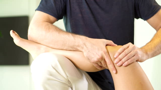 physiotherapy knee flexibility