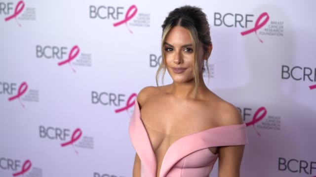 NY: Breast Cancer Research Foundation's 2019 Hot Pink Party