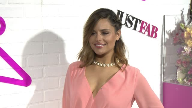 Pia Toscano at JustFab Celebrates the Launch of ReadytoWear in Los Angeles CA