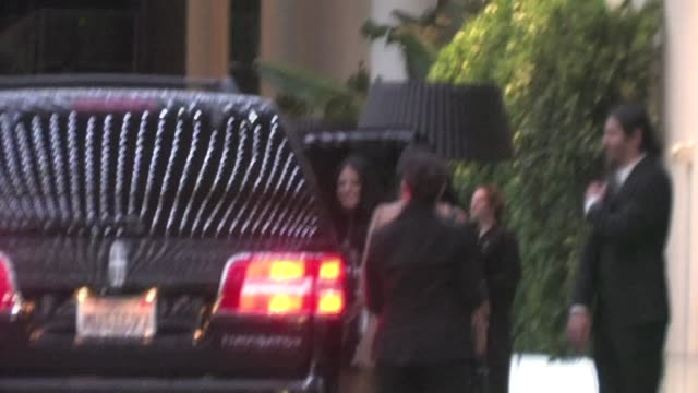 Pia Toscano at the W Hotel in Hollywood