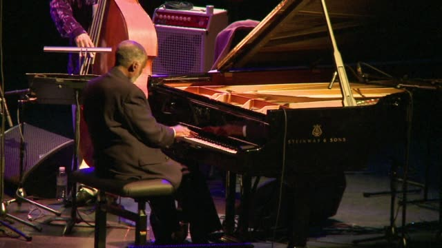 Pianist Ahmad Jamal is one of the last survivors of his generation of American jazz greats that includes Miles Davis and Stan Getz Paris France