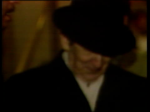 pianist vladimir horowitz makes comeback at the age of 82 us new york new york city carnegie hall vladimir horowitz bows to audience as receives... - manhattan new york city stock videos & royalty-free footage