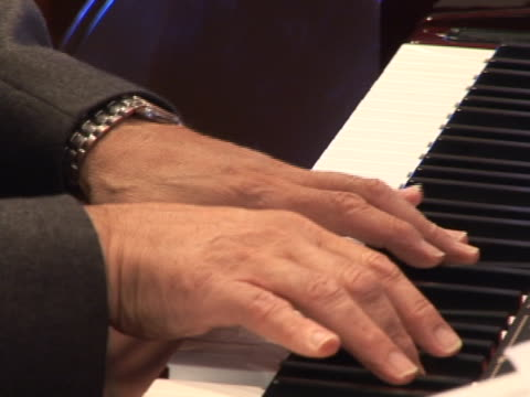 piano player - https stock videos & royalty-free footage