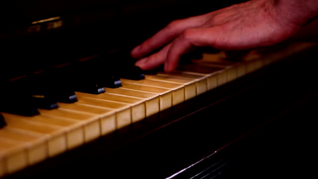 piano player (hd) - soloist stock videos & royalty-free footage