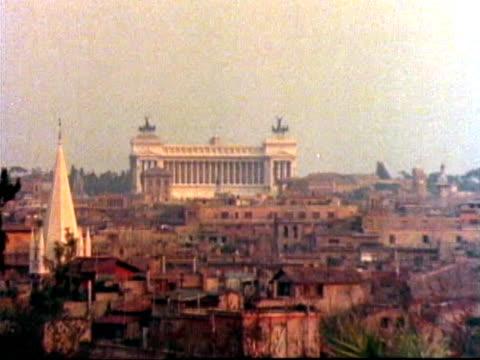 piazza venezia - piazza venezia stock videos and b-roll footage