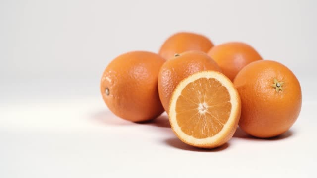 picked orange fruits - citrus fruit stock videos & royalty-free footage