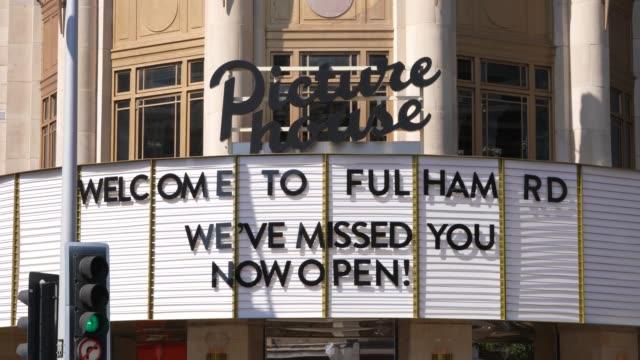 GBR: Cinema's reopen accross the UK