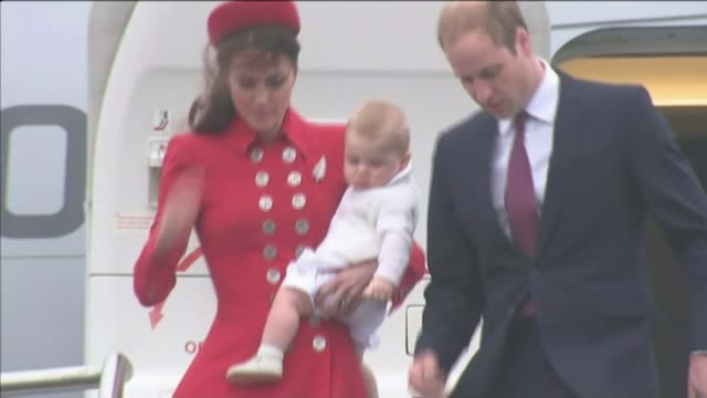 pictures of royal family stolen from pippa middleton's icloud account; lib / tx 7.4.2014 new zealand: wellington: prince william, duke of cambridge... - cloud computing stock videos & royalty-free footage