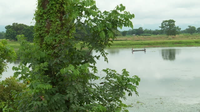 Picturesque shots of North east Indian countryside