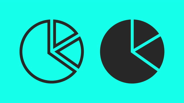 Pie Chart - Vector Animate