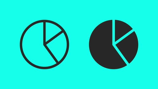 Pie Chart - Vector Animate