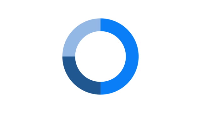 Pie charts animation