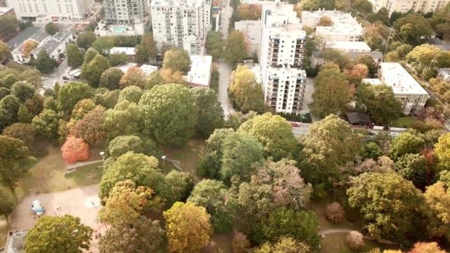 piedmont park atlanta - atlanta stock videos and b-roll footage