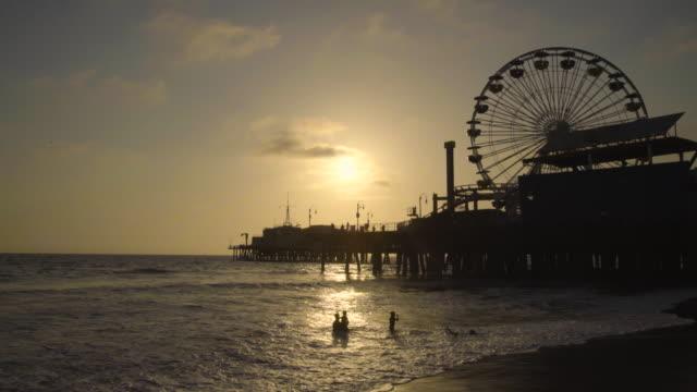 Pier Santa Monica - Los Angeles