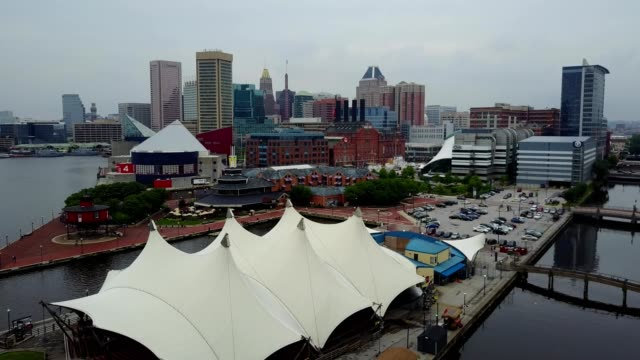 Pier Six Area, Baltimore, Maryland