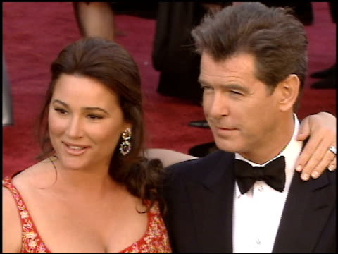 Pierce Brosnan at the 2005 Academy Awards at the Kodak Theatre in Hollywood California on February 27 2005