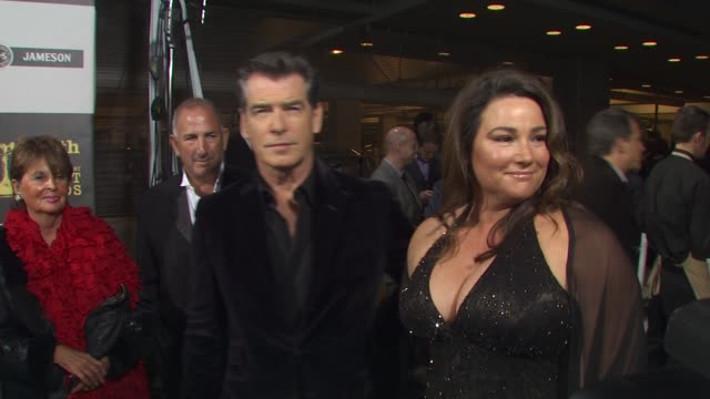 Pierce Brosnan at the 25th Independent Spirit Awards Hosted By Jameson Irish Whiskey at Los Angeles CA