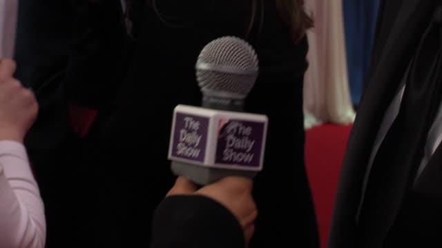 pierce brosnan at the the irish film & television awards at dublin . - ピアース・ブロスナン点の映像素材/bロール