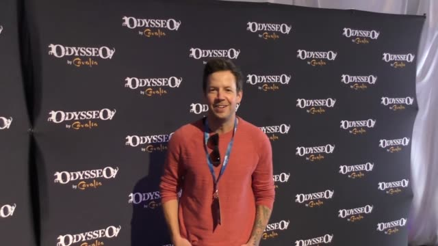 pierre bouvier at the celebrity premiere of cavalia odysseo under the white big top on november 11 2017 in camarillo california - camarillo stock videos & royalty-free footage