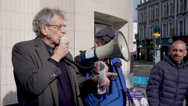 GBR: Piers Corbyn running for London Mayor