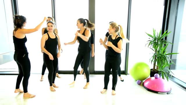 Pilates Class 03/24