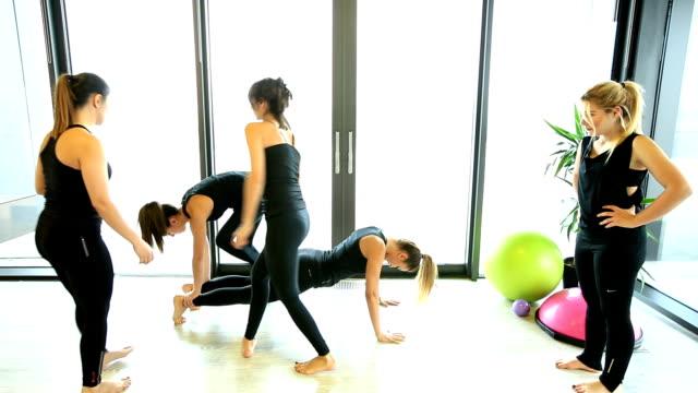 Pilates Class 07/24