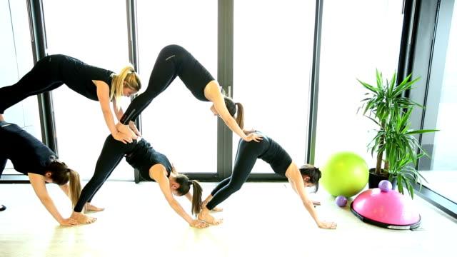 Pilates Class 19/24