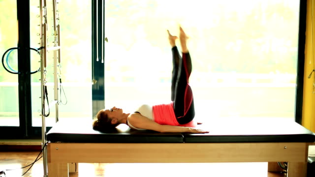 pilates class - pilates stock videos and b-roll footage