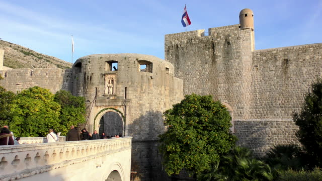 Pile Gate - Dubrovnik, Croatia