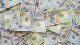 Pile of Money $100