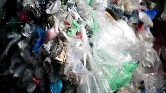 PAN Pile Of Plastic Waste