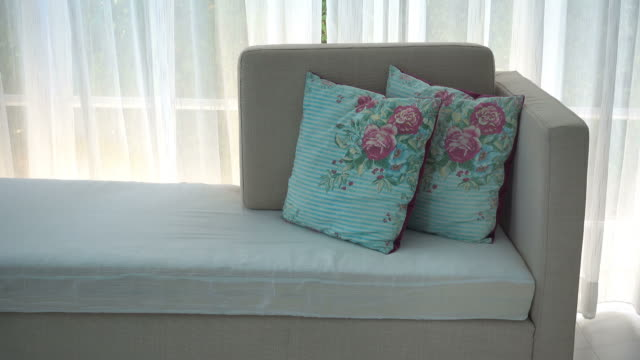 Pillow sofa