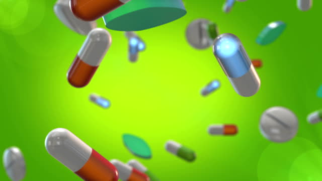 pills animation hd - birth control pill stock videos & royalty-free footage
