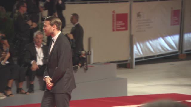 Pilou Asbaek at 'Woodshock' Red Carpet 74th Venice International Film Festival at Palazzo del Cinema on September 04 2017 in Venice Italy