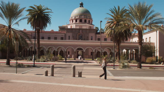 Pima County Courthouse in Tucson Arizona