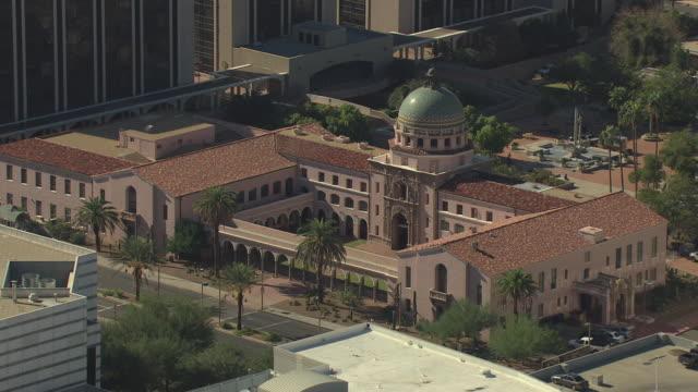 WS AERIAL ZI Pima County Courthouse / Tucson, Arizona, United States