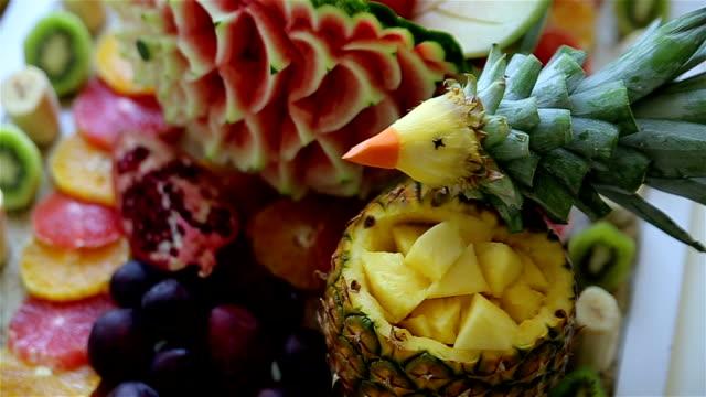 Ananas-Dekoration